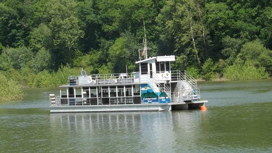 Sheltowee Trace Adventure Resort - Day Tours : Cunberland Star