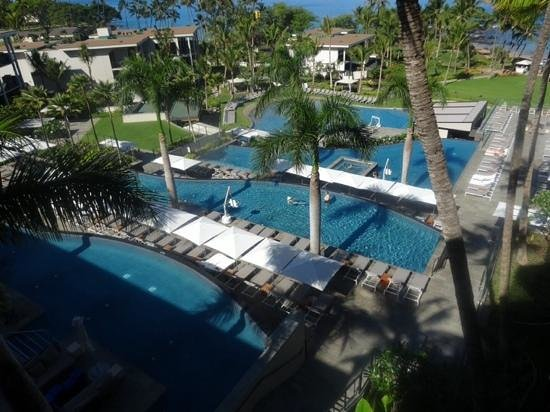 Andaz Maui At Wailea: the pools!
