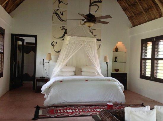 Matachica Resort & Spa : very comfy bed
