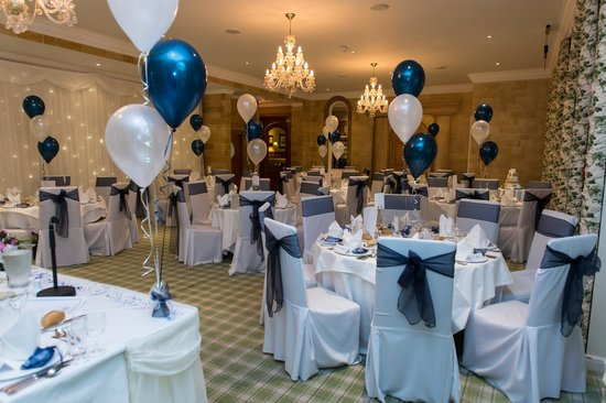 Moorpark House Hotel: The Wedding Breakfast