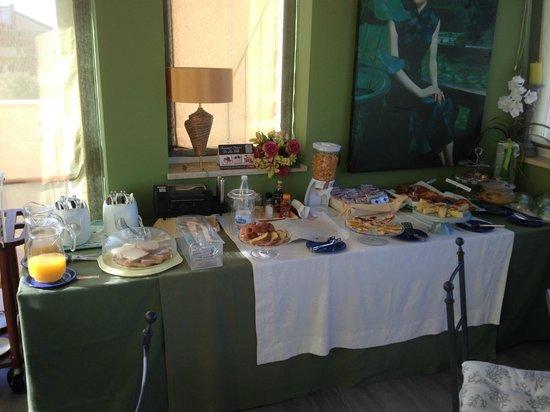 Hotel De La Ville Relais: sala di colazione