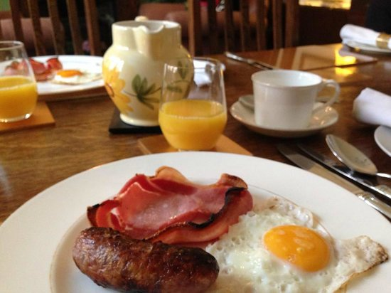 Roscrea Bed and Breakfast : Superb fukost