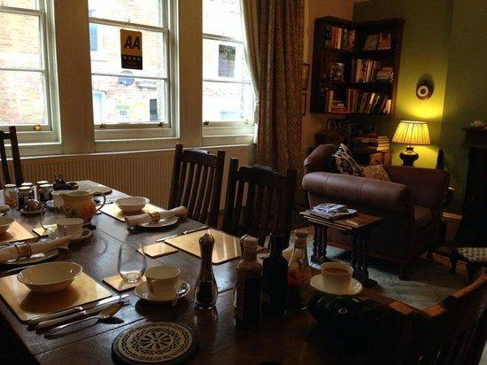 Roscrea Bed and Breakfast: Spiserommet