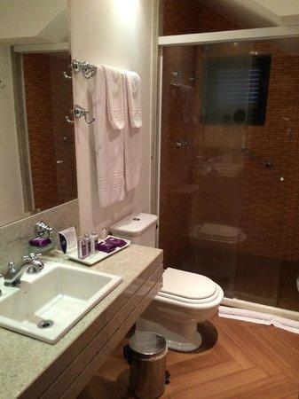 Wish Resort Foz do Iguaçu: banheiro