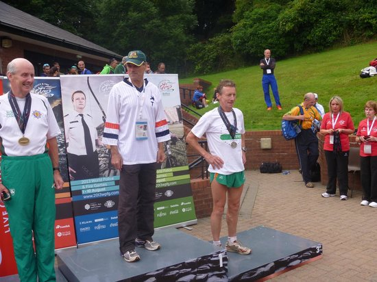 O'Sheas B & B: Patrick winning yet another European Medal for athletics