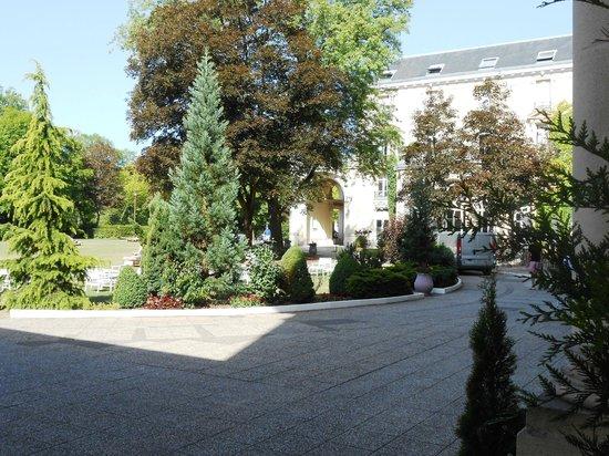 Club Med Vittel le Parc: grand parc