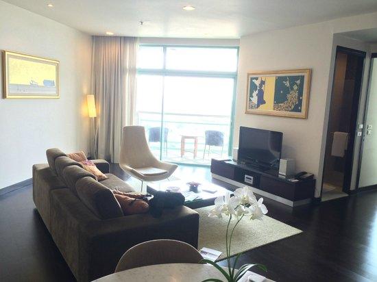 Chatrium Hotel Riverside Bangkok: suite