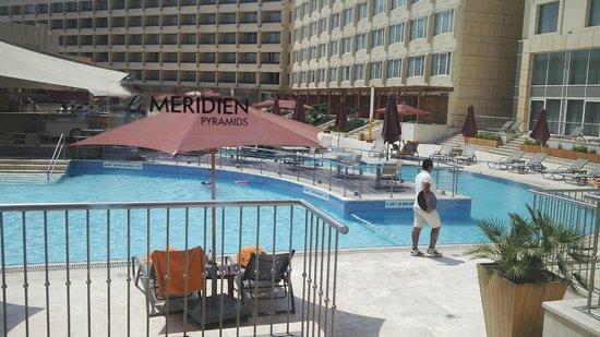 Le Méridien Pyramids Hotel & Spa : A very nice view