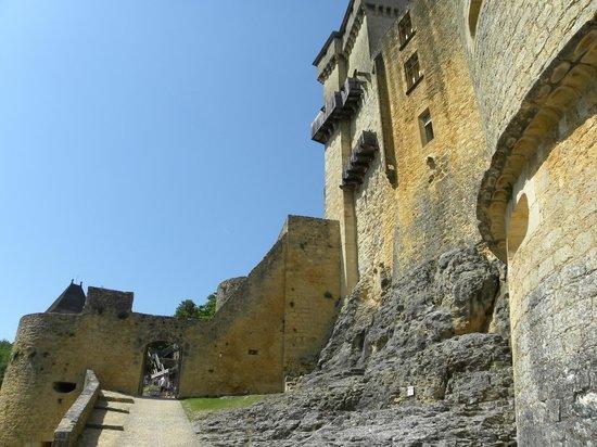 Château Castelnaud : entrre