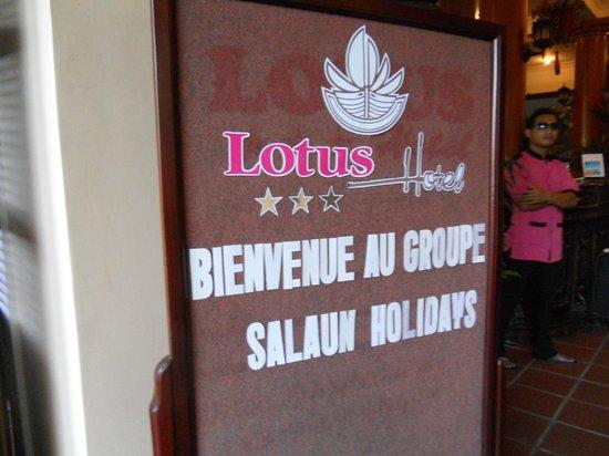 Lotus Hoi An Boutique Hotel & Spa: Lotus