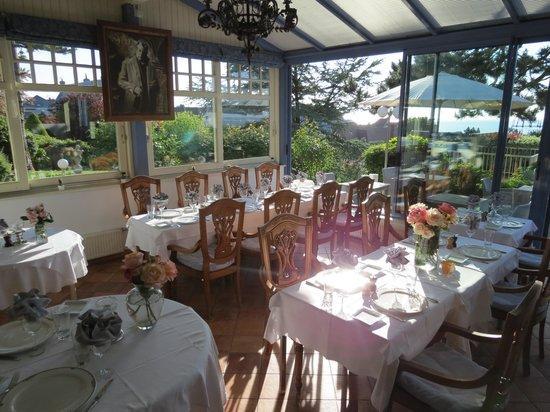 Hotel Restaurant Le Bellevue: restaurant