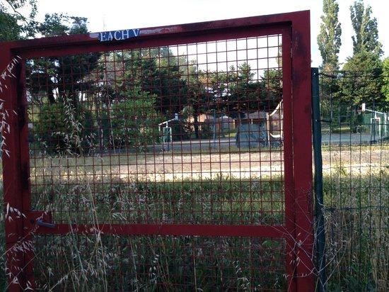 Apartamentos Maeva Club L'Estajan: Terrain volley