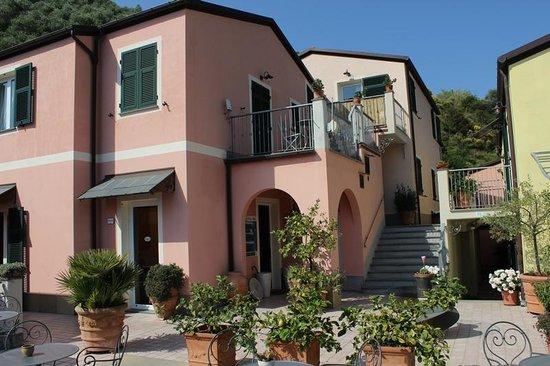Hotel Al Terra di Mare : The hotel