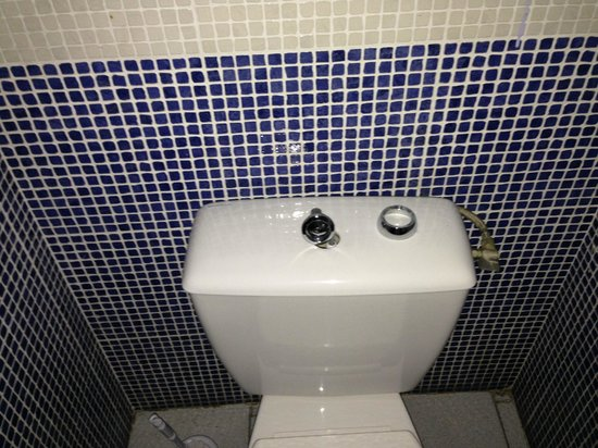Apartamentos Maeva Club L'Estajan: toilette