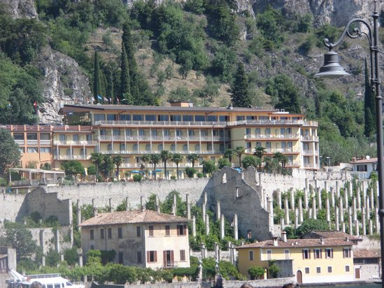 Hotel Splendid Palace Limone Sul Garda Province Of Brescia Italien