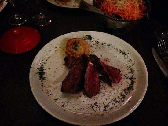 't Grillkasteeltje: steak