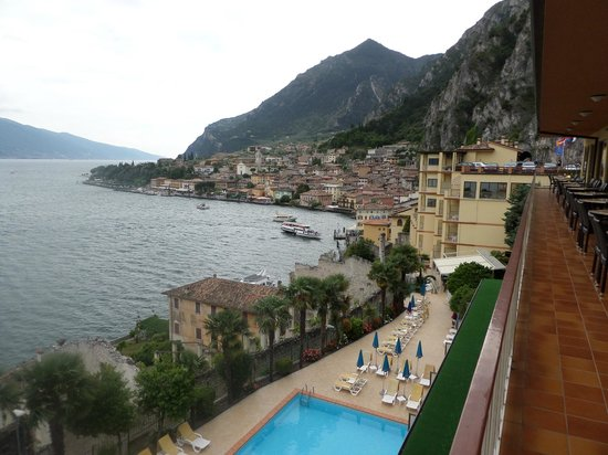Hotel Splendid Palace: Limone from the hotel