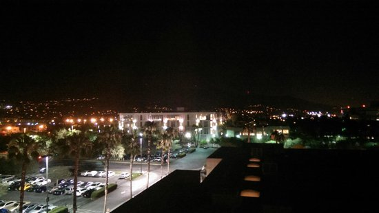 Los Angeles Marriott Burbank Airport: View from our room