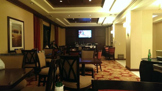 Los Angeles Marriott Burbank Airport: Concierge Lounge