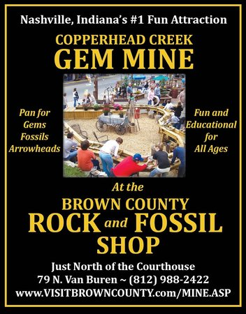 Copperhead Creek Gem Mine