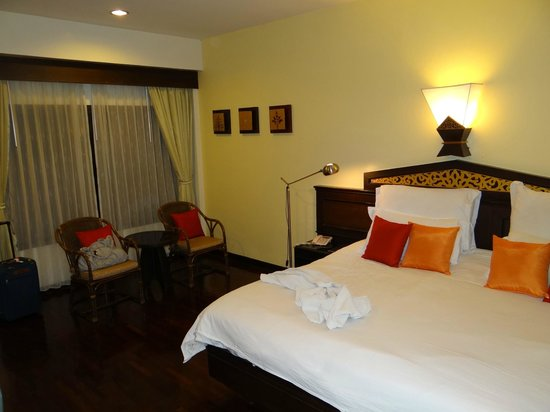 Laluna Hotel and Resort : chambre