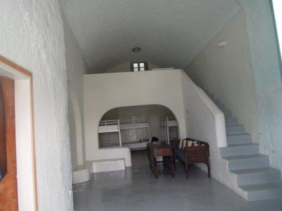 Caveland: Inside the dorm