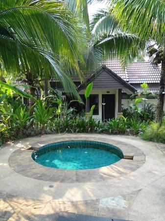 Laluna Hotel and Resort: Piscine jacuzzi