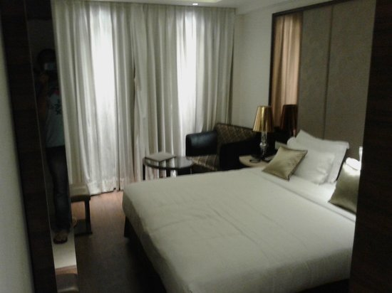 Flute Boutique Hotel: Premiere Room on 1st floor