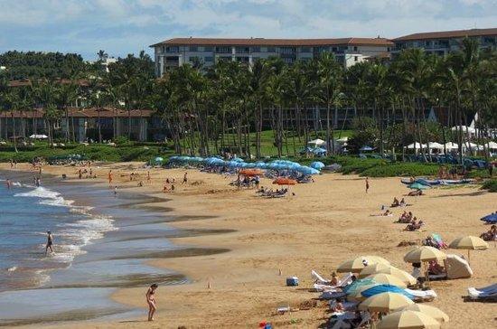 Fairmont Kea Lani, Maui : LA SPIAGGIA DELL'HOTEL