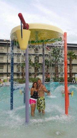 Avanti International Resort: At the kids area
