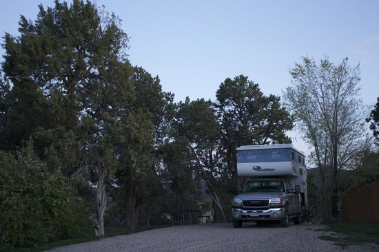 Mesa Verde RV Resort: nice spot with trees