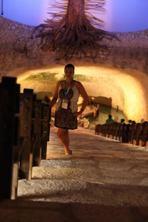 Xcaret Eco Theme Park: The Chapel of Guadalupe