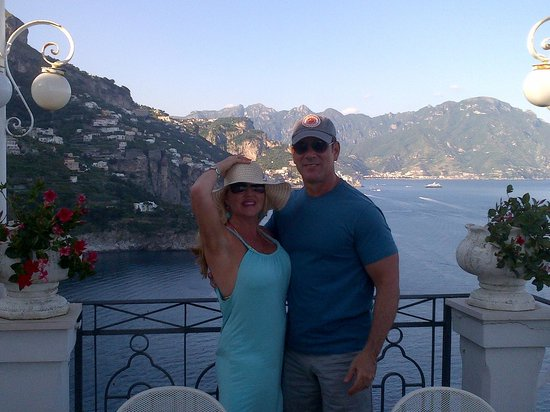 Hotel Villa Franca: Fun from Italy!