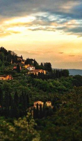 Eden Rock Resort: Tuscany hills