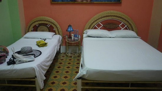 Casa Cristo Colonial: Comfortable bedrooms with everything you need