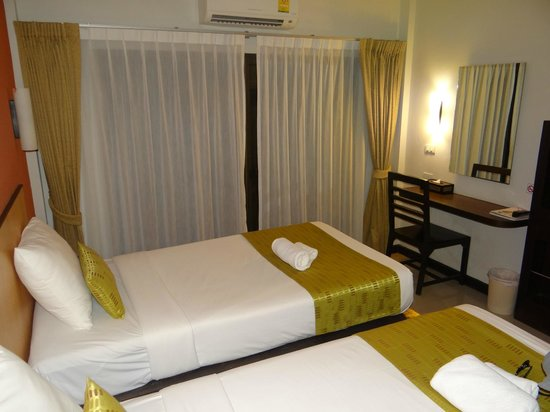 Ibis Styles Chiang Khong Riverfront: chambre