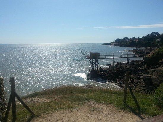Camping La Boutinardiere : chemin du littoral