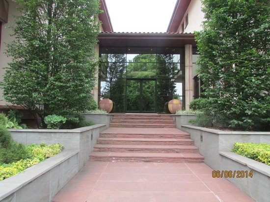 Farmona Hotel Business & Spa: Entrance
