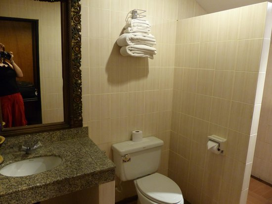 Lampang River Lodge : Bad
