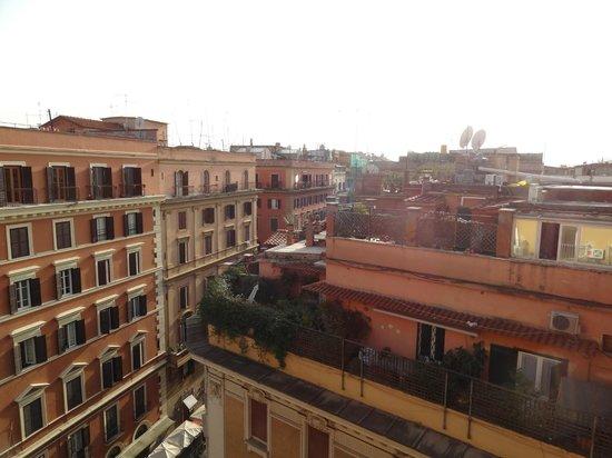 Marcella Royal Hotel: vue de la chambre
