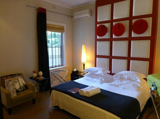 An African Villa : Room