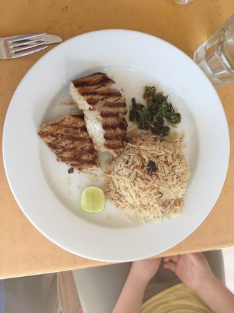 Archipelago : Grilled tuna fish