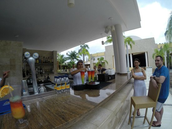 Excellence Playa Mujeres : Cafe Kafe