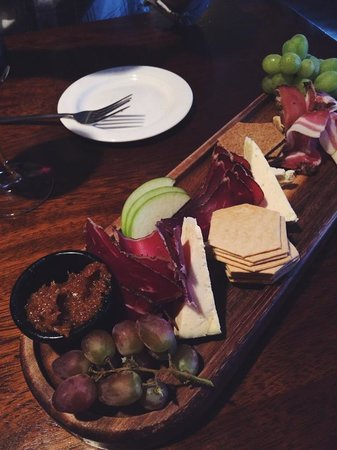 The Exchequer: Irish Farmhouse Meat and Cheese Board