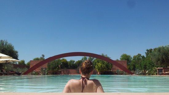 Dar Sabra Hotel Marrakech: Swimming Pool...