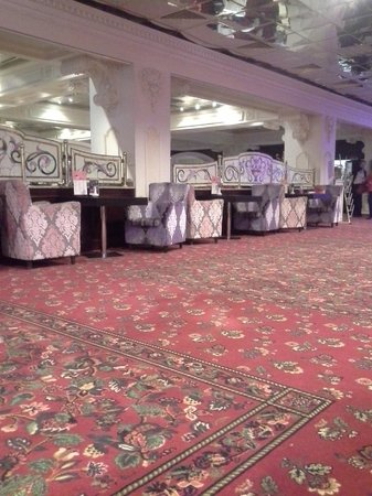 Korston Club Hotel Moscow: Холл