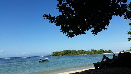 The Laguna, a Luxury Collection Resort & Spa : Praia