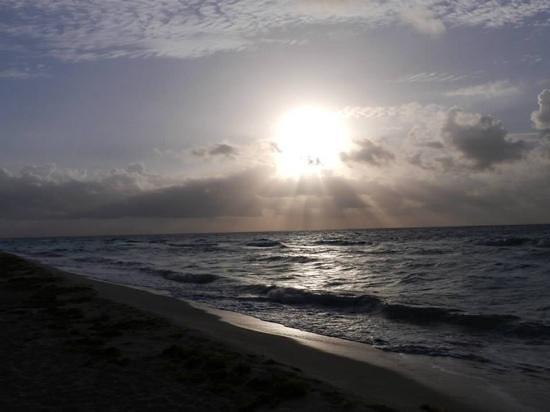 Hotel Riu Yucatan : Sunrise