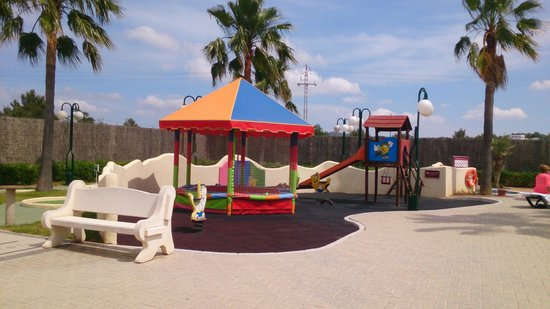 Occidental Ibiza: kids area
