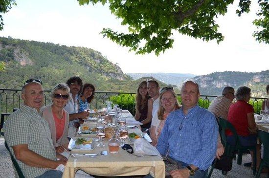 Azur Wine Tours : Chateau Double